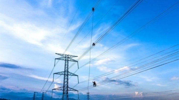 Over US$10 billion per year to develop power sources and grids in 2021-2030
