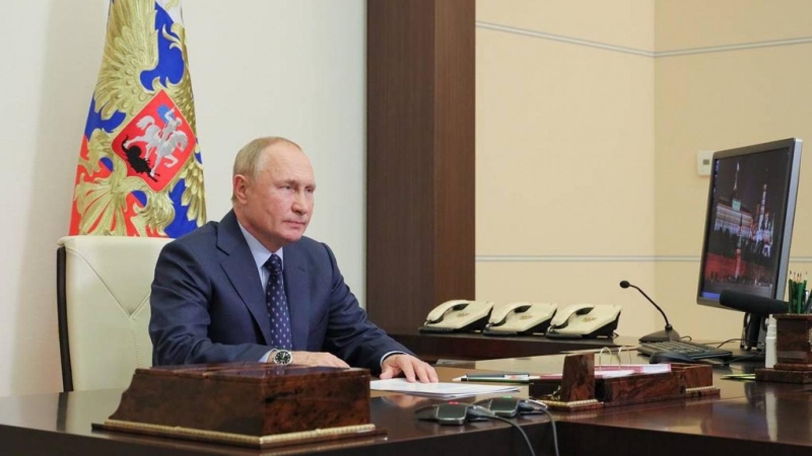 Nga ủng hộ đẩy mạnh hợp tác quốc tế về bảo vệ đa dạng sinh học