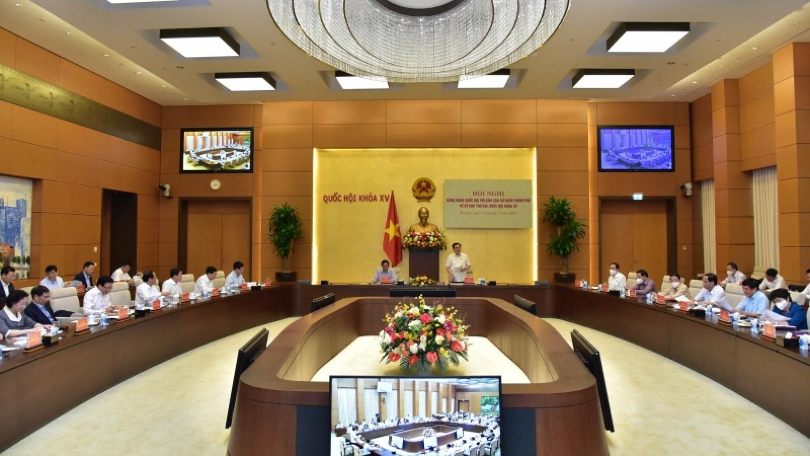 Kỳ họp thứ Hai, Quốc hội khóa XV được chuẩn bị kỹ lưỡng, đồng thuận cao
