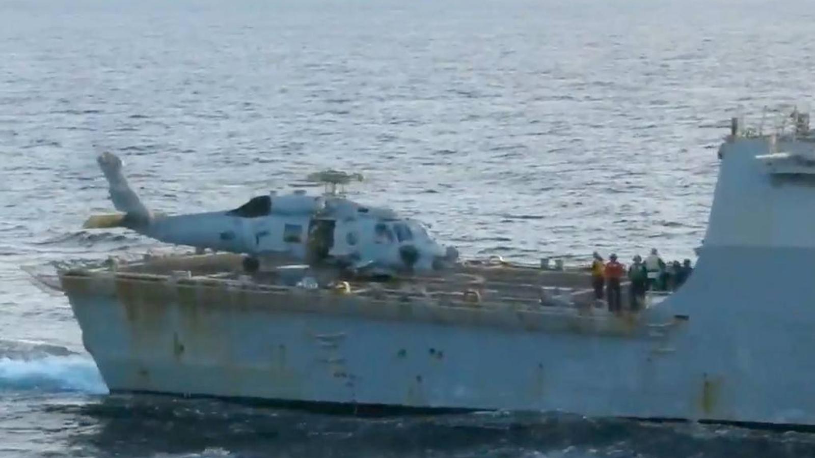 Bộ Quốc phòng Nga triệu Tùy viên quân sự Mỹ do sự cố ở Biển Nhật Bản