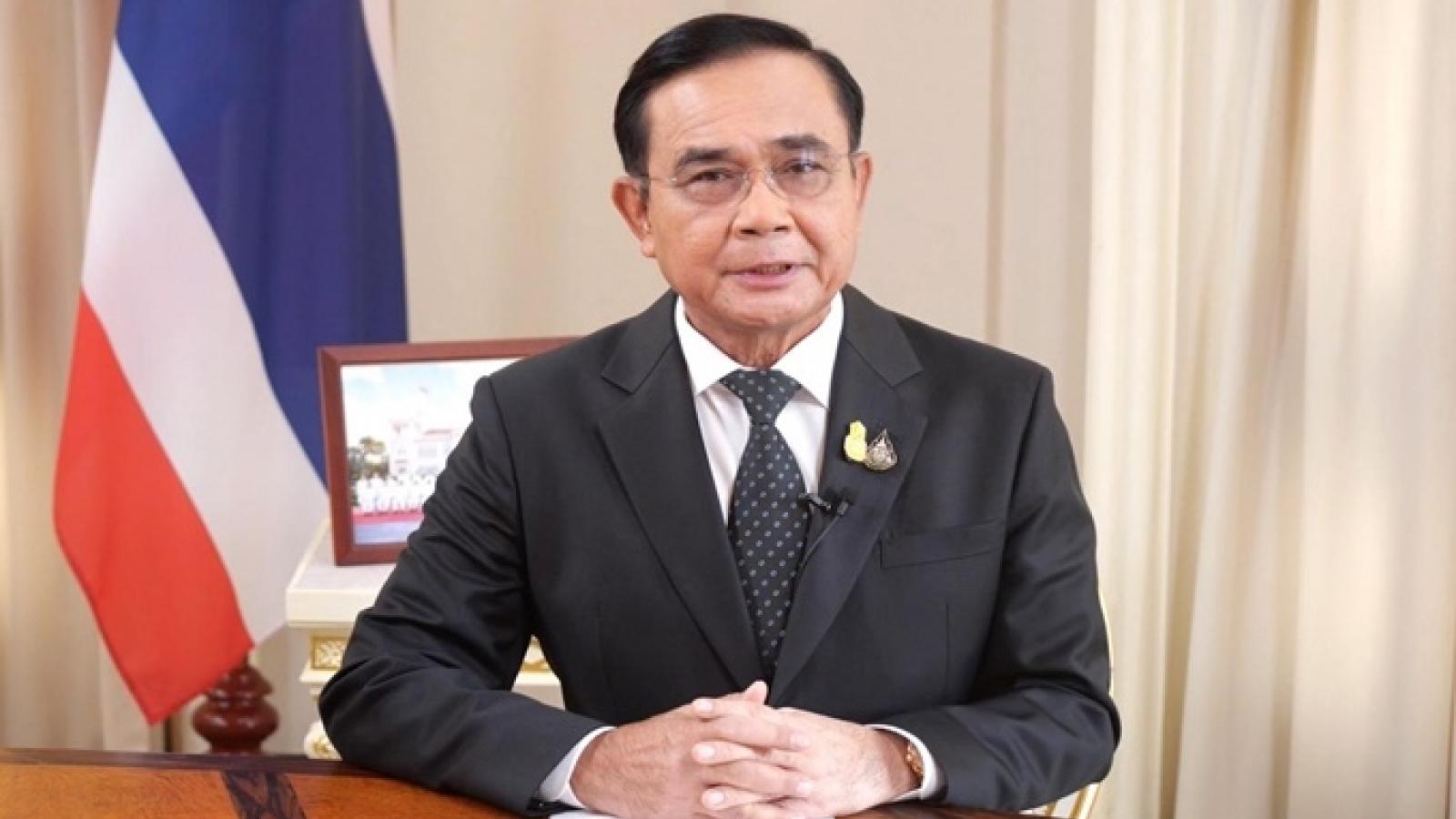 Thủ tướng Thái Lan sẽ tham dự Hội nghị Cấp cao ASEAN lần thứ 38 và 39