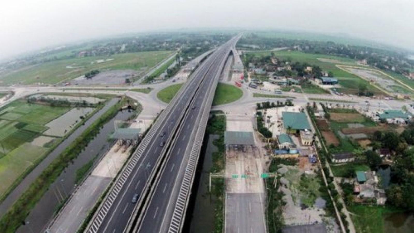 Tình hình triển khai các dự án thành phần trên tuyến cao tốc Bắc-Nam phía Đông
