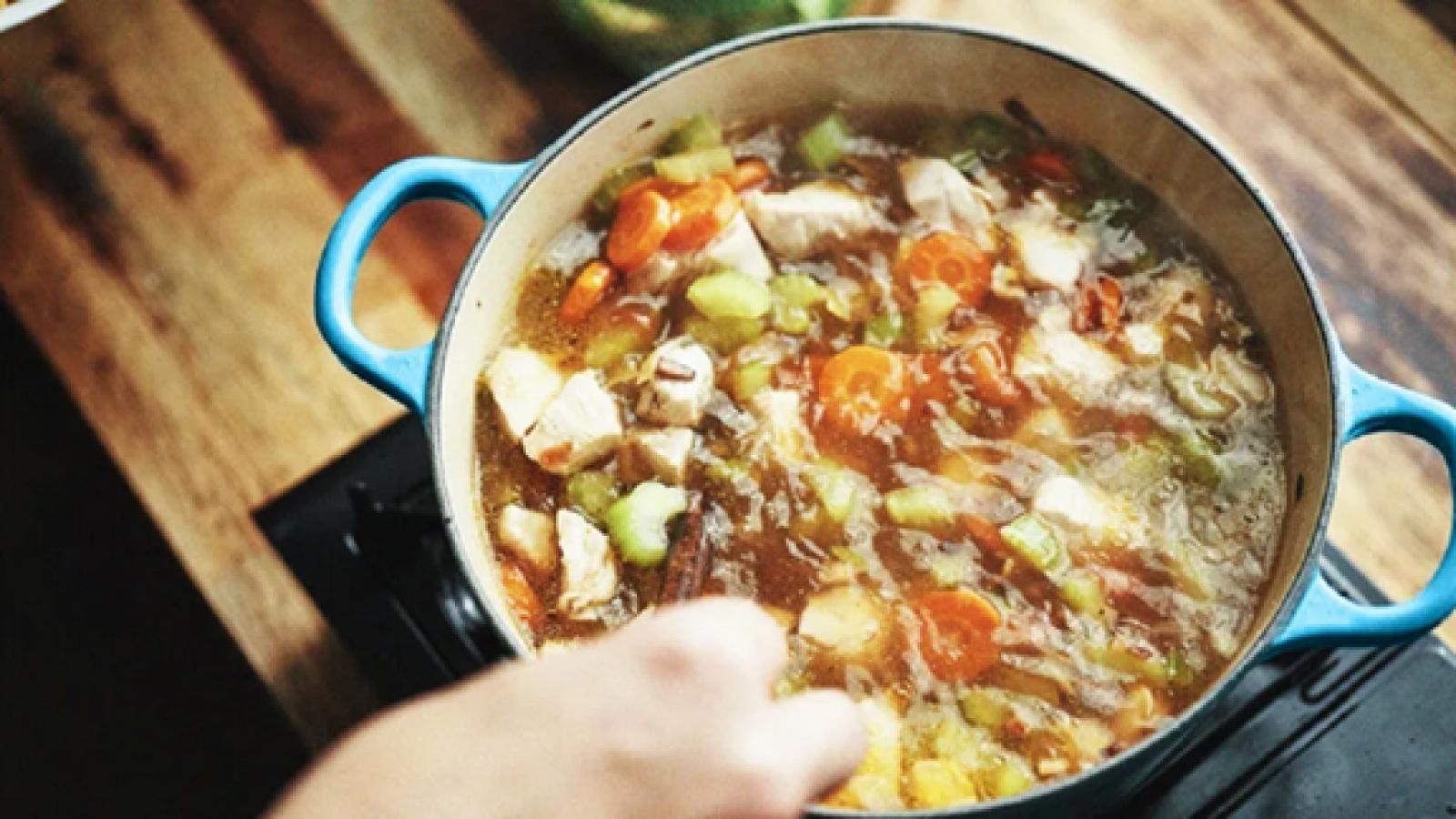 Nên và không nên ăn thực phẩm nào khi bạn bị cảm cúm?