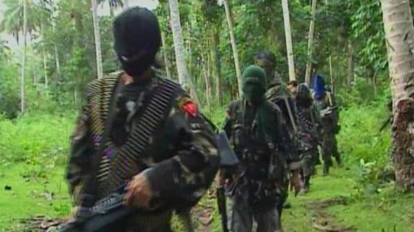 Philippines bắt nghi phạm vụ Abu Sayyaf chặt đầu con tin