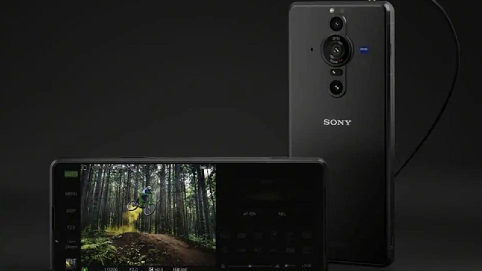 """Sony Xperia Pro-I - smartphone """"máy ảnh"""" chính hiệu?"""