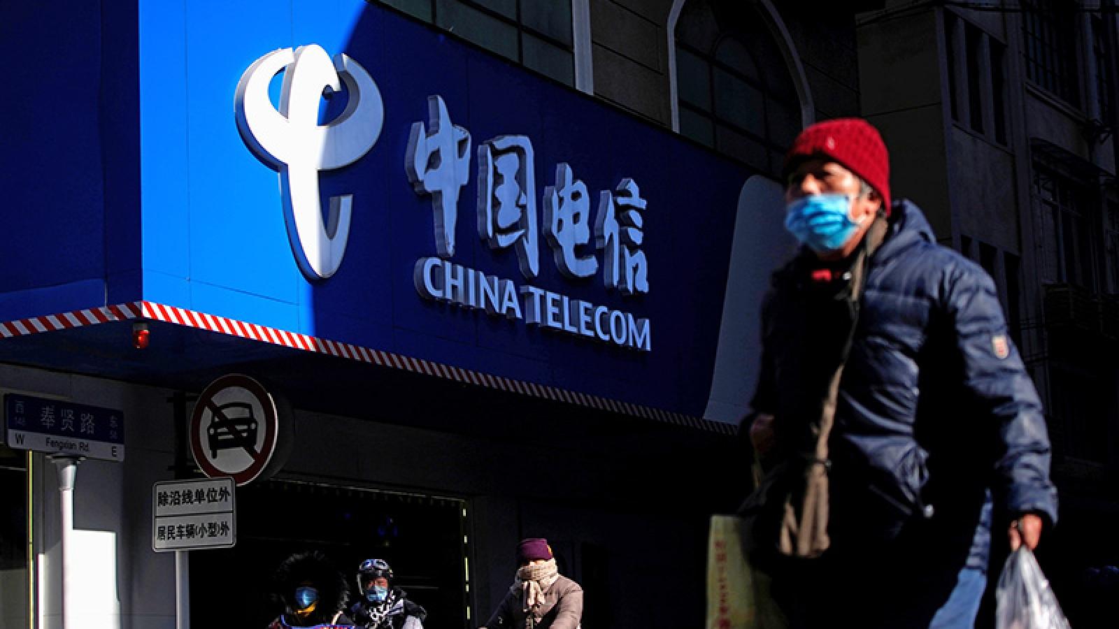 """FCC """"hất cẳng"""" nhà mạng Trung Quốc trên đất Mỹ"""
