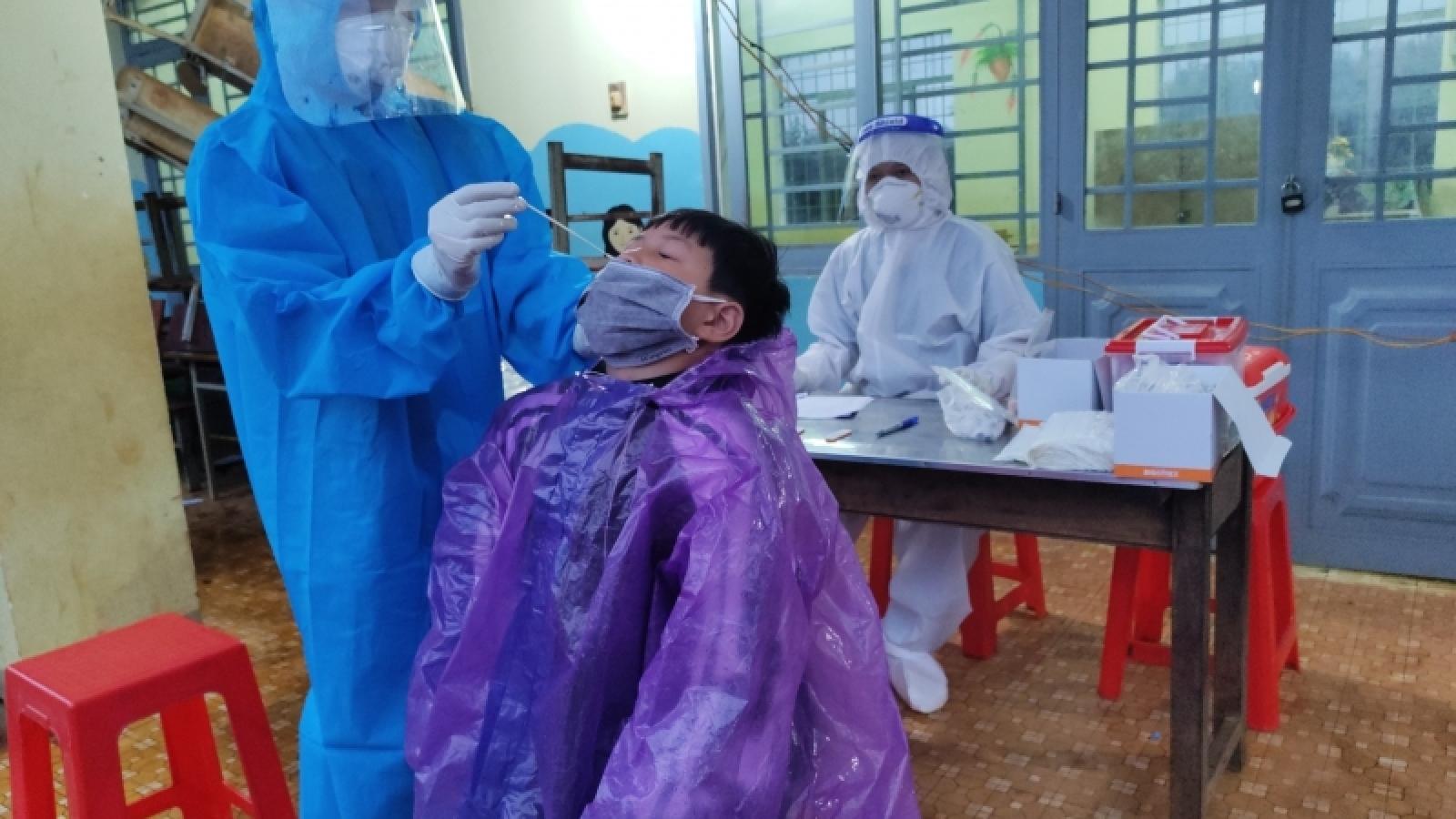 Phát hiện chùm ca mắc Covid-19, Cư Mgar (Đắk Lắk) phong tỏa 1 trường học