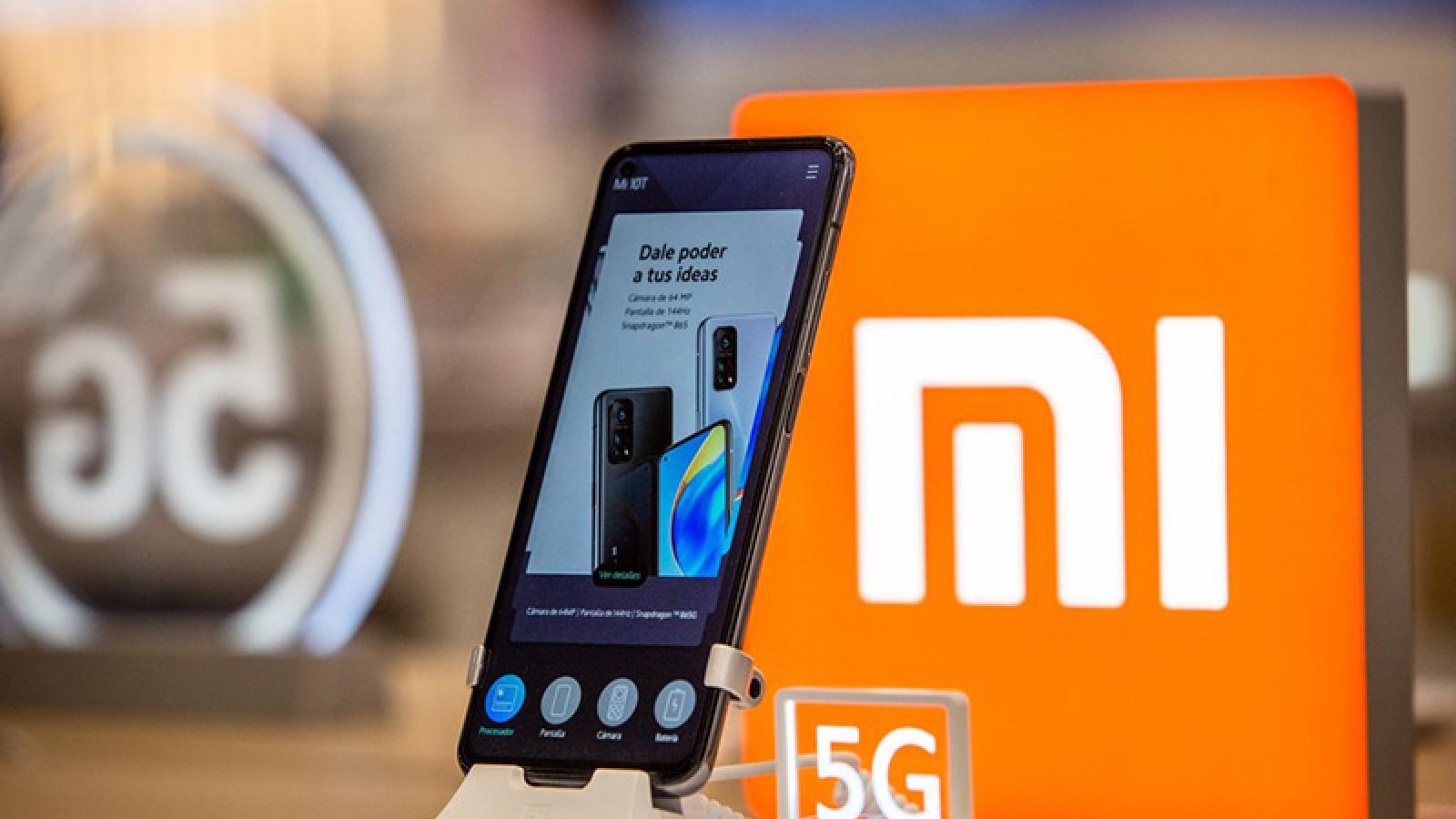 Apple và Samsung lại nhận thất bại trước Xiaomi