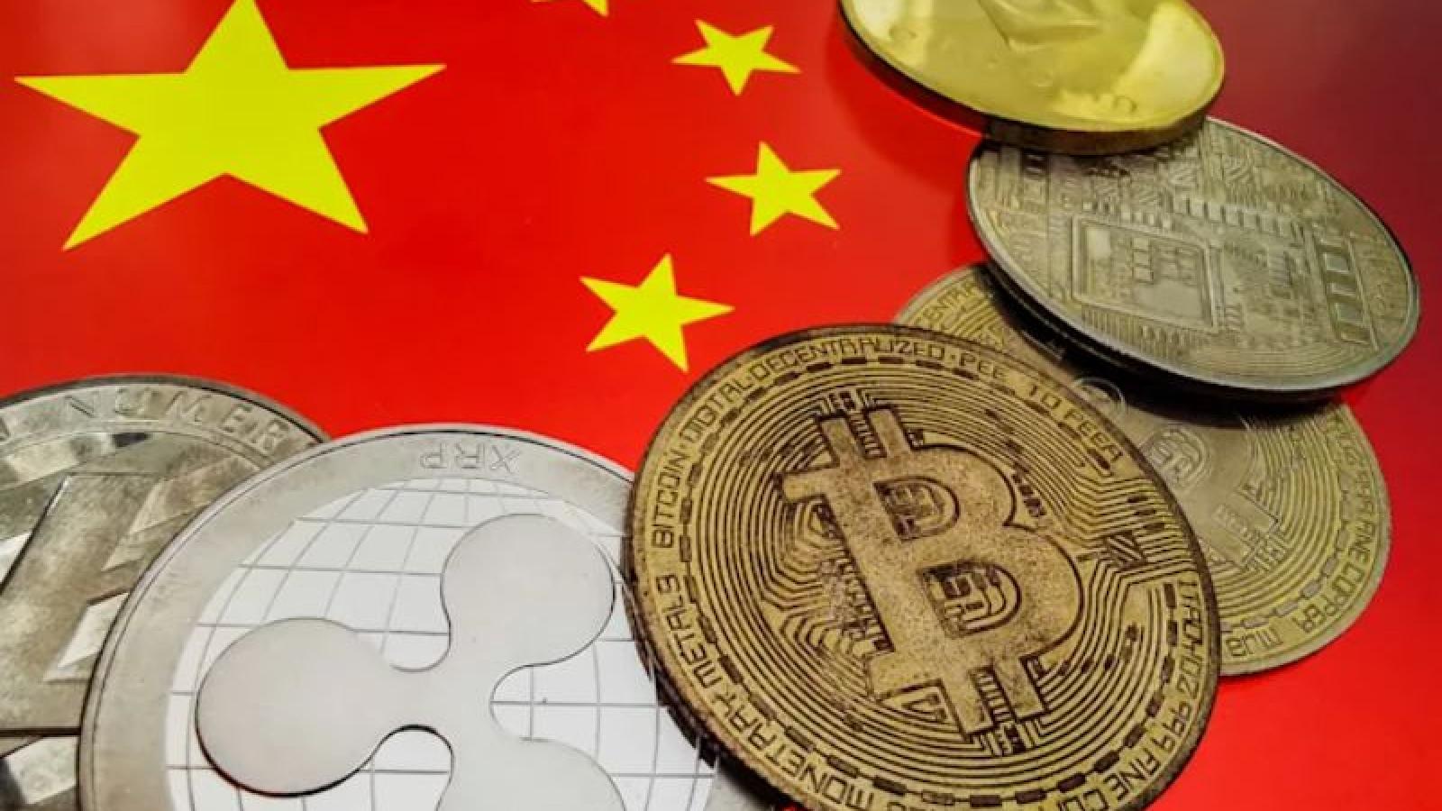Trung Quốc hạn chế đầu tư vào khai thác tiền điện tử