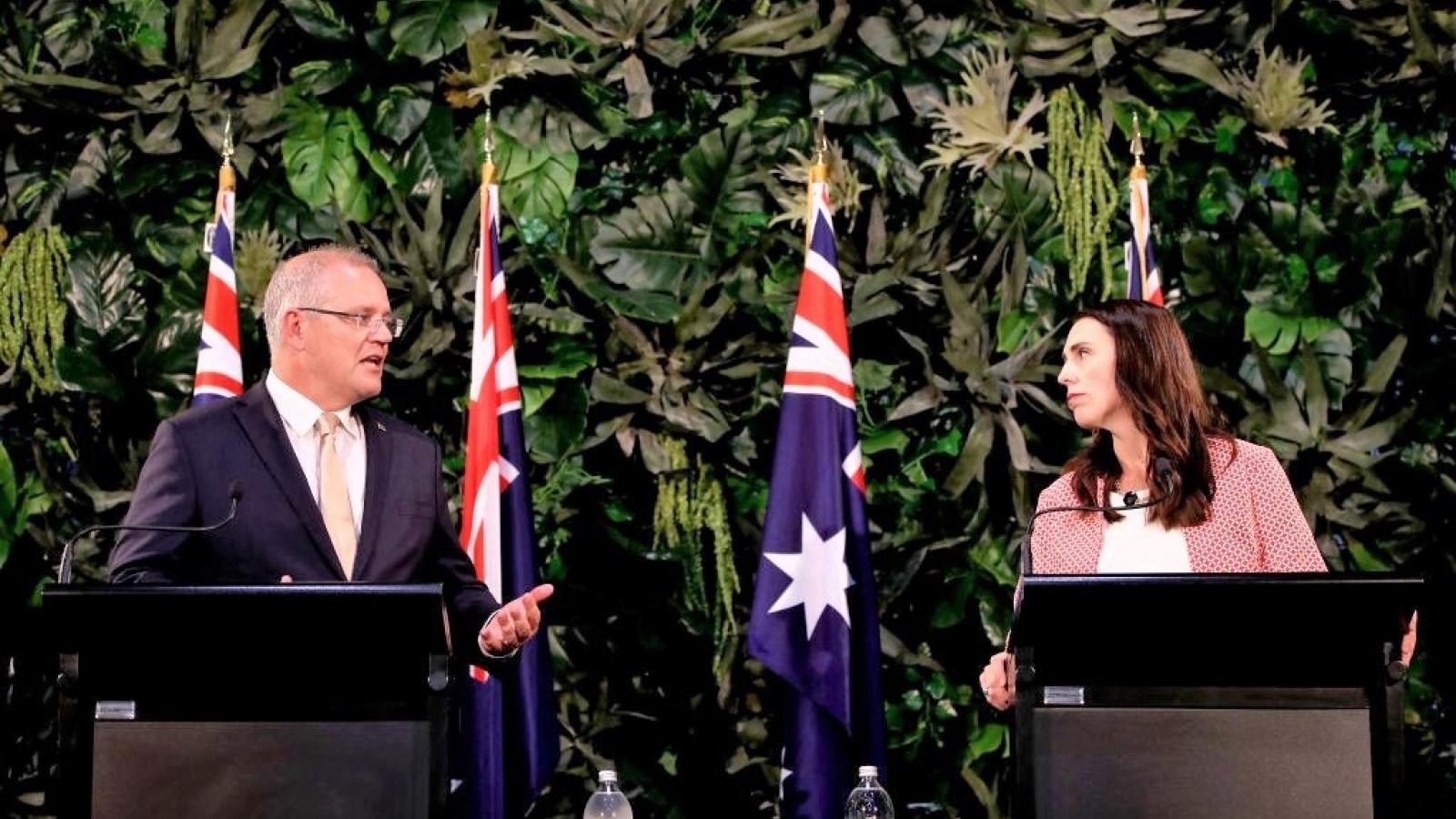 """""""Tính tự nhiên"""" vốn có của liên minh Australia-New Zealand bị thách thức vì AUKUS"""