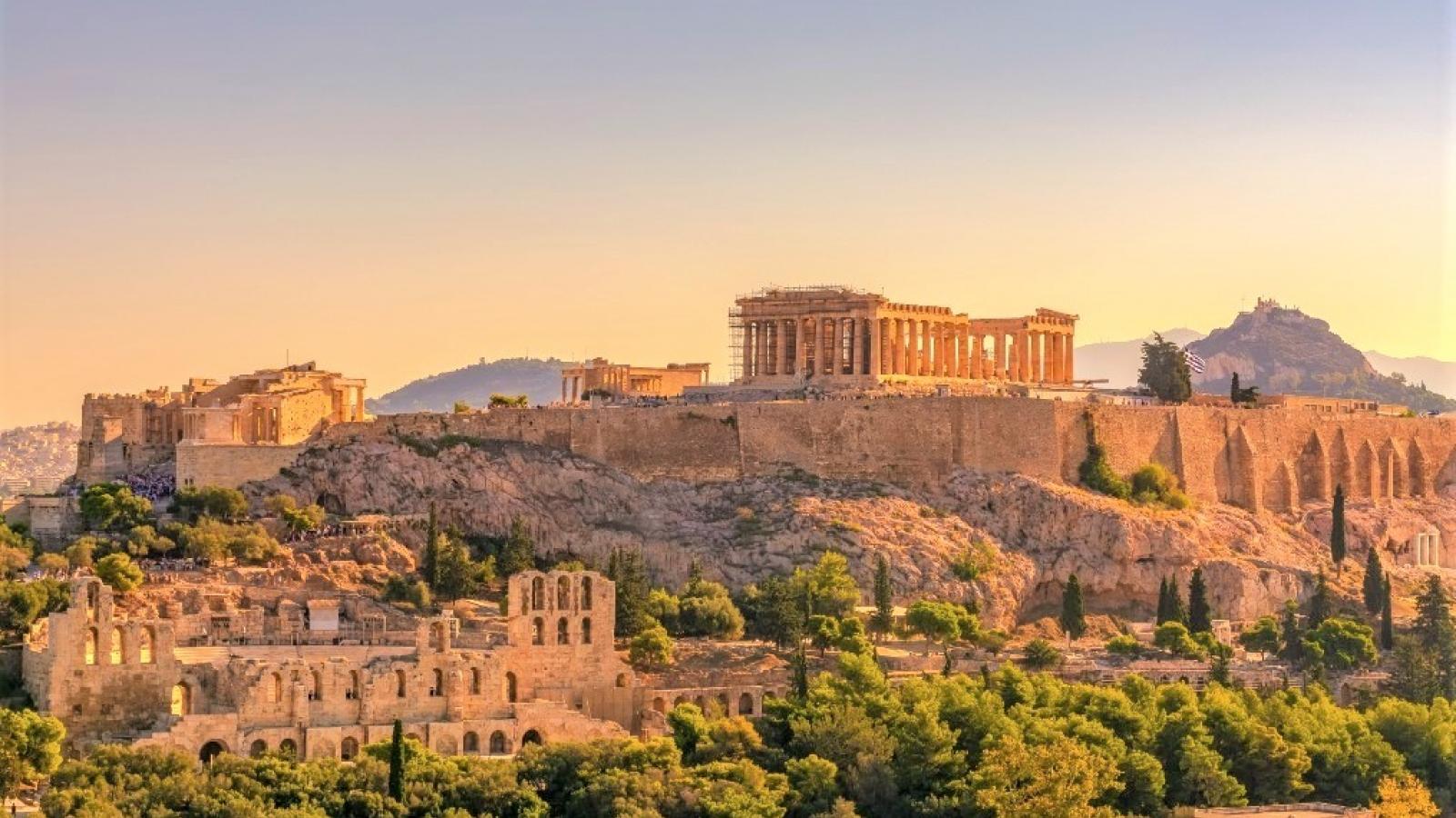 Bốn thành phố hàng thiên niên kỷ vẫn tồn tại cho đến ngày nay