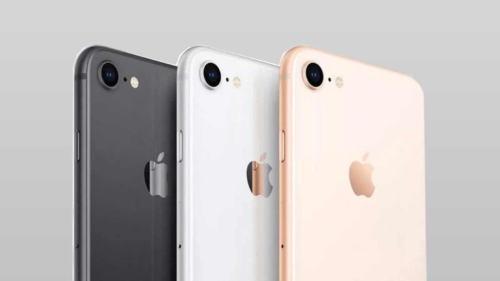 iPhone SE 3 sắp ra mắt, hiệu suất như iPhone 13, hỗ trợ mạng 5G
