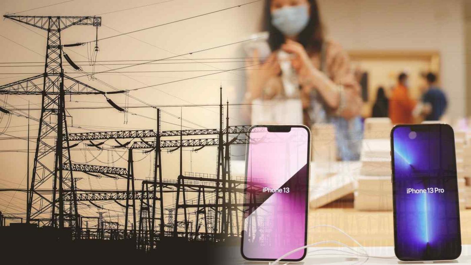 Thêm động lực để Apple chuyển dịch chuỗi cung ứng khỏi Trung Quốc
