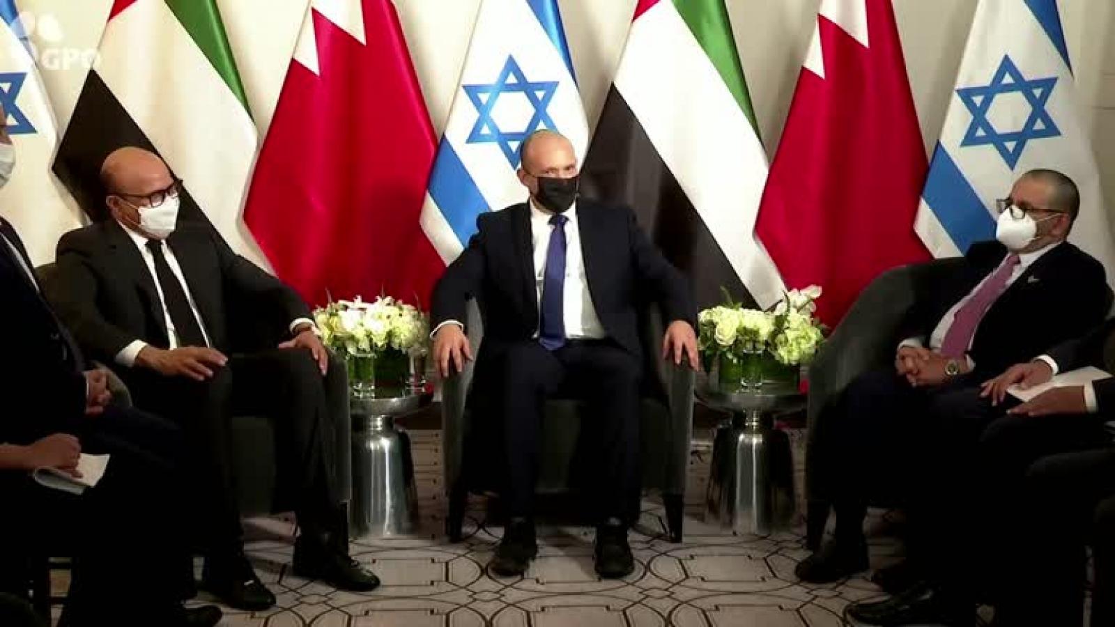 Mỹ tiếp tục vận động các nước Arab bình thường hóa quan hệ với Israel