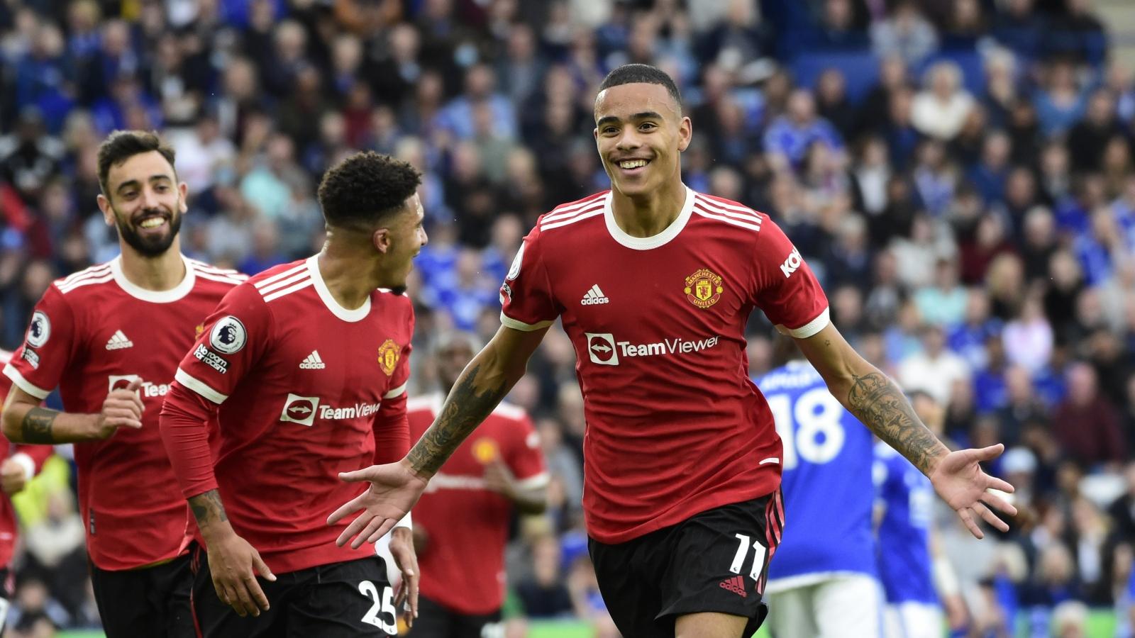 TRỰC TIẾP Leicester City 1-1 MU: Ronaldo bỏ lỡ cơ hội ghi bàn