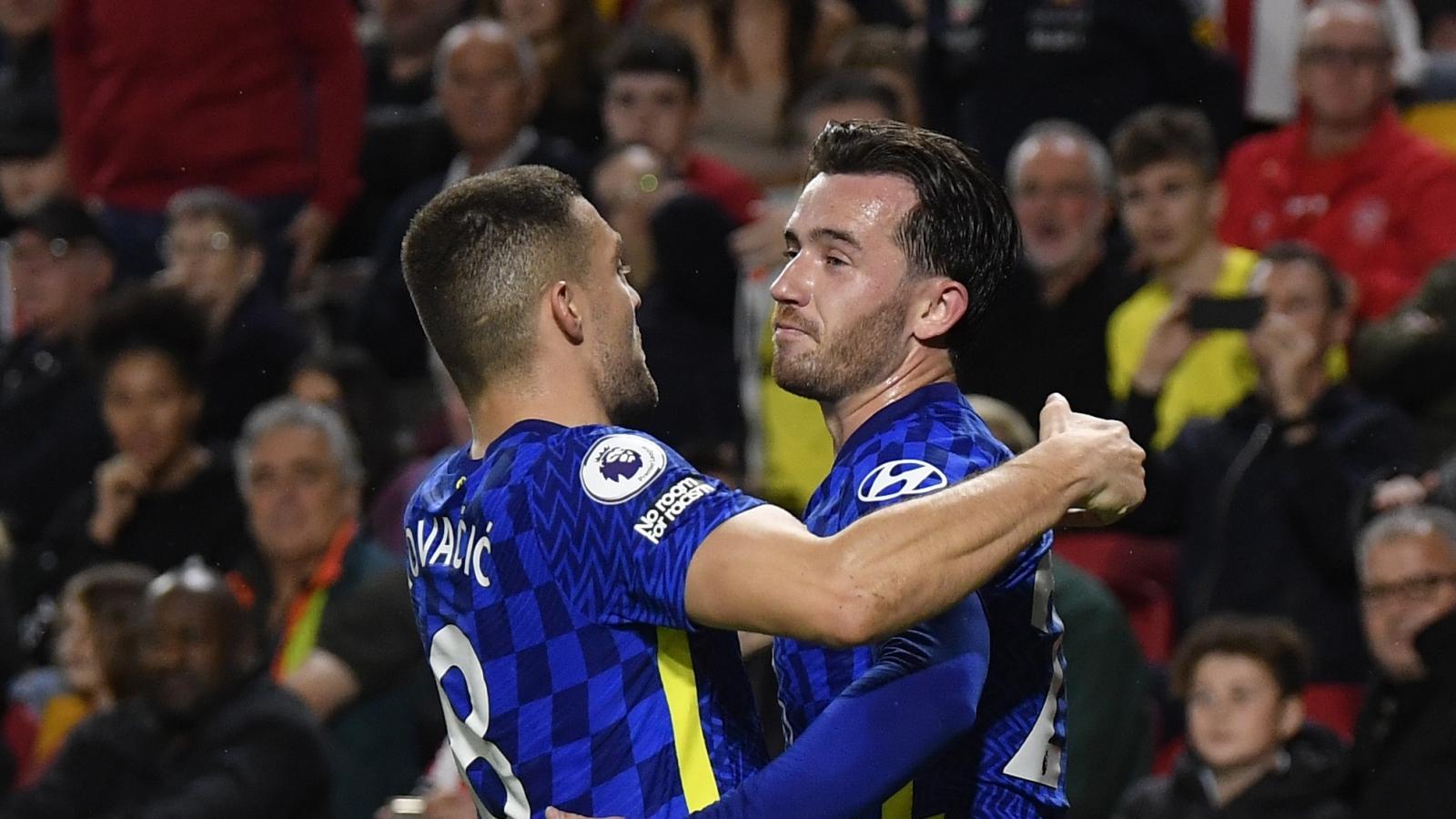 Ben Chilwell ghi bàn đẹp mắt, Chelsea thắng sát nút Brentford