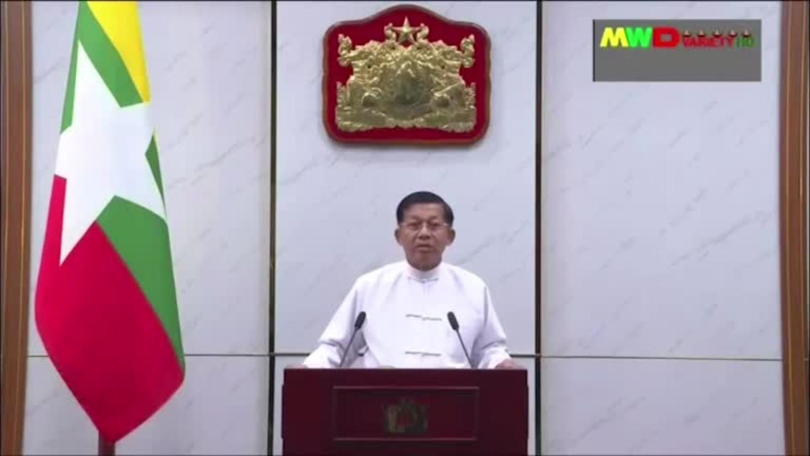 Chính quyền quân sự Myanmar mong muốn ASEAN xem xét lại tình hình