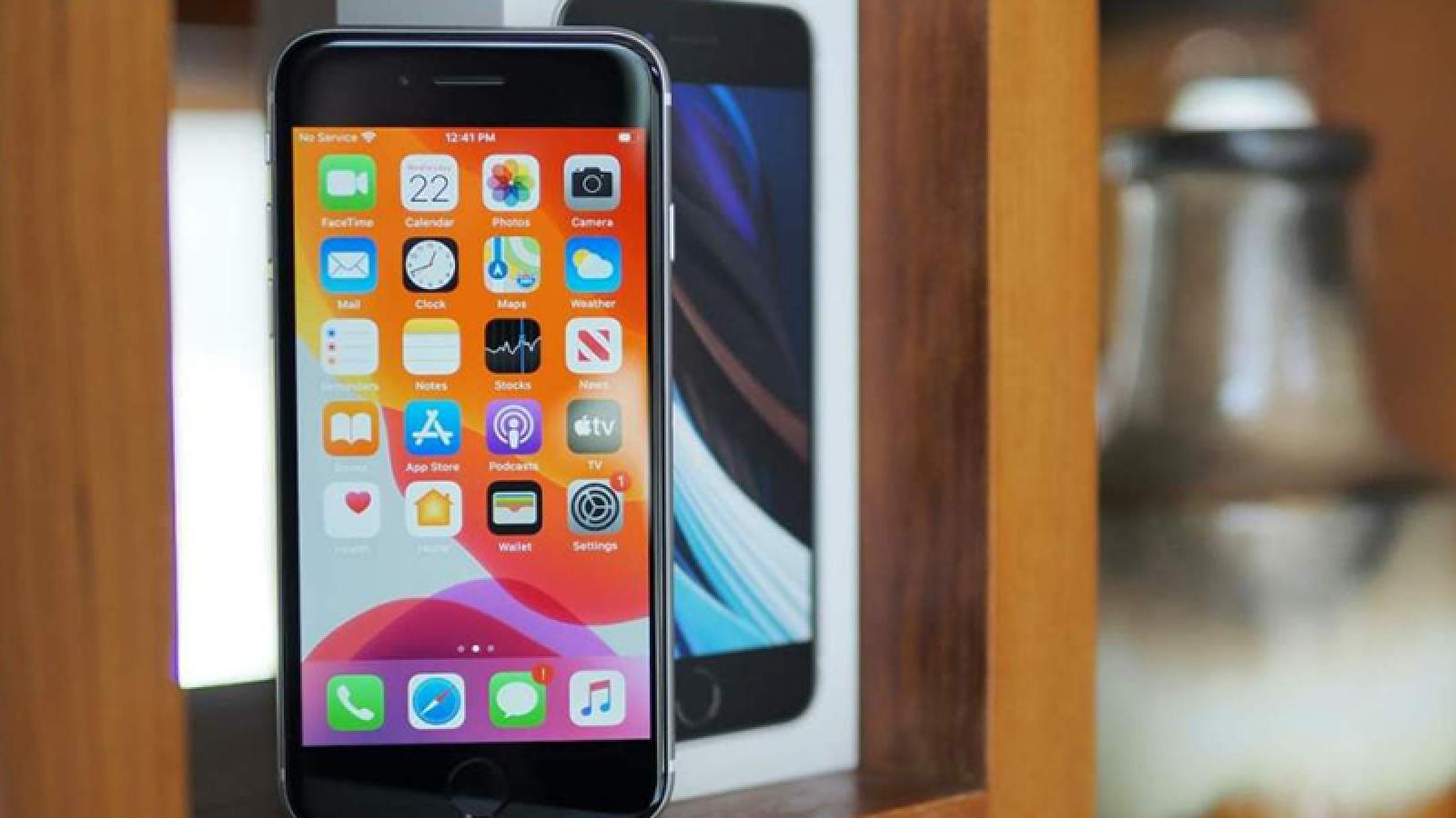 Các tính năng iPhone SE 3 lộ diện