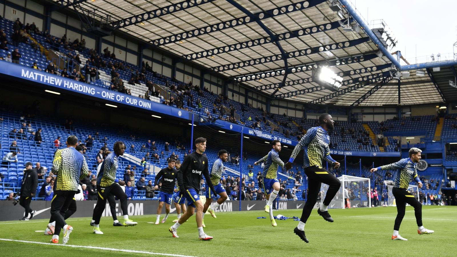 Trực tiếp Chelsea 0 - 0 Norwich: Kai Harvetz lĩnh xướng hàng công