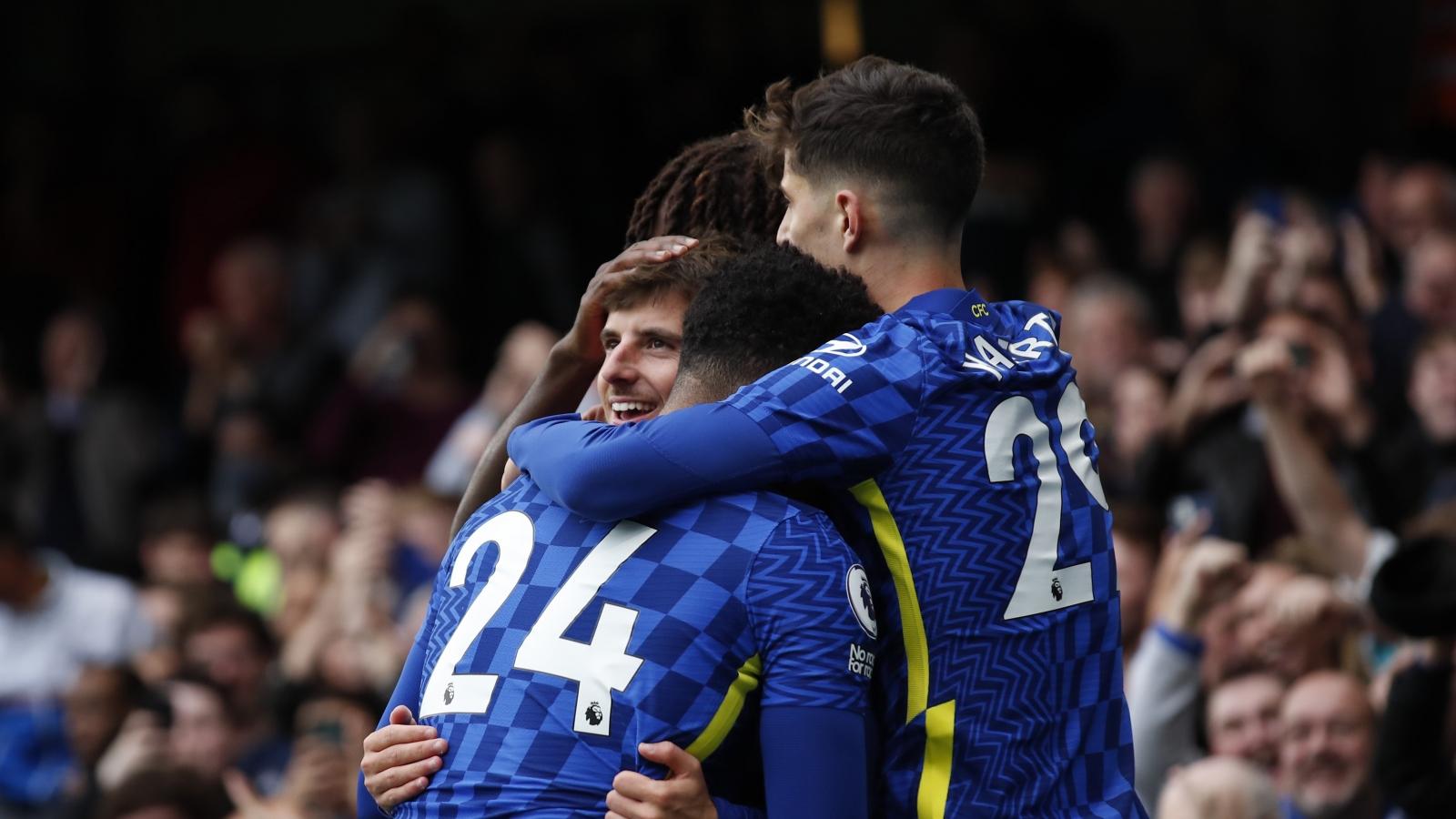 Trực tiếp Chelsea 2 - 0 Norwich: Phản công mẫu mực