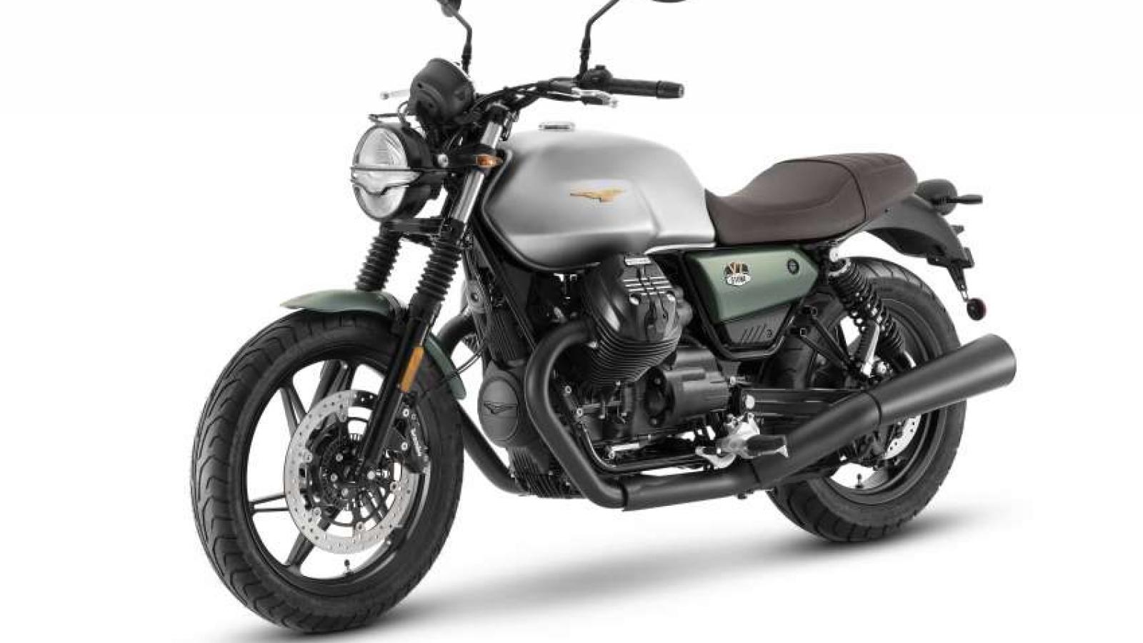 Chi tiết Moto Guzzi V7 Stone Centenario 2021 phiên bản kỷ niệm 100 năm
