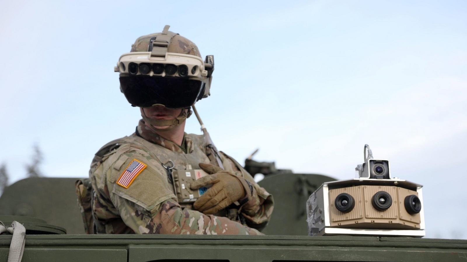 Quân đội Mỹ bác thông tin thua Trung Quốc về AI