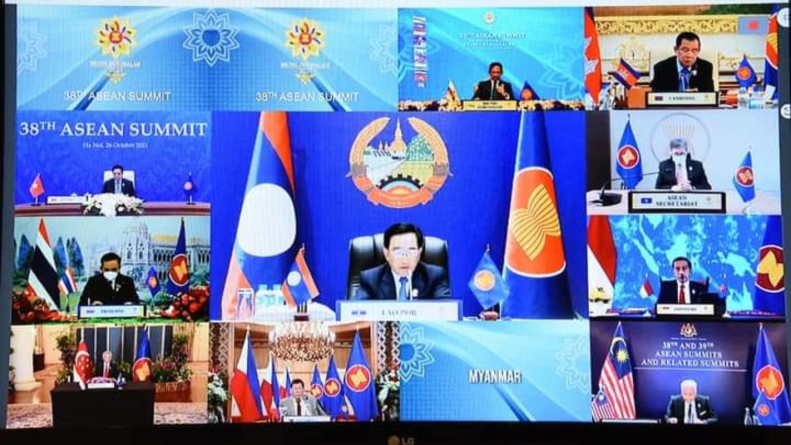 Lào ủng hộ nỗ lực chung của ASEAN trong các trường hợp khẩn cấp về y tế