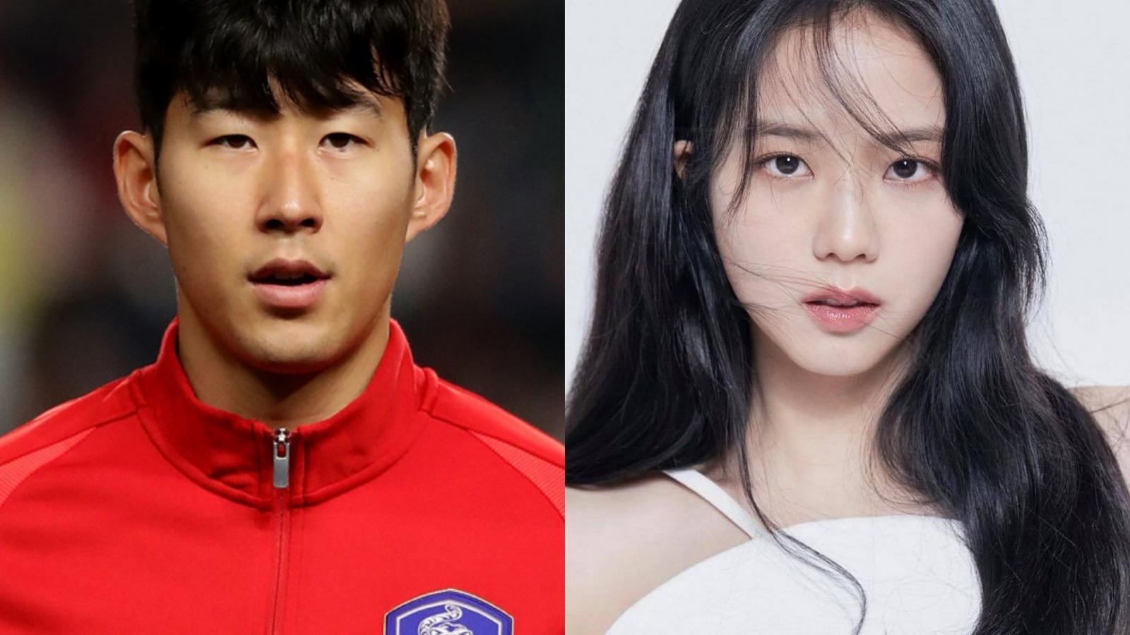 Công ty YG lên tiếng về tin đồn hẹn hò của Jisoo (BLACKPINK) và Son Heung Min