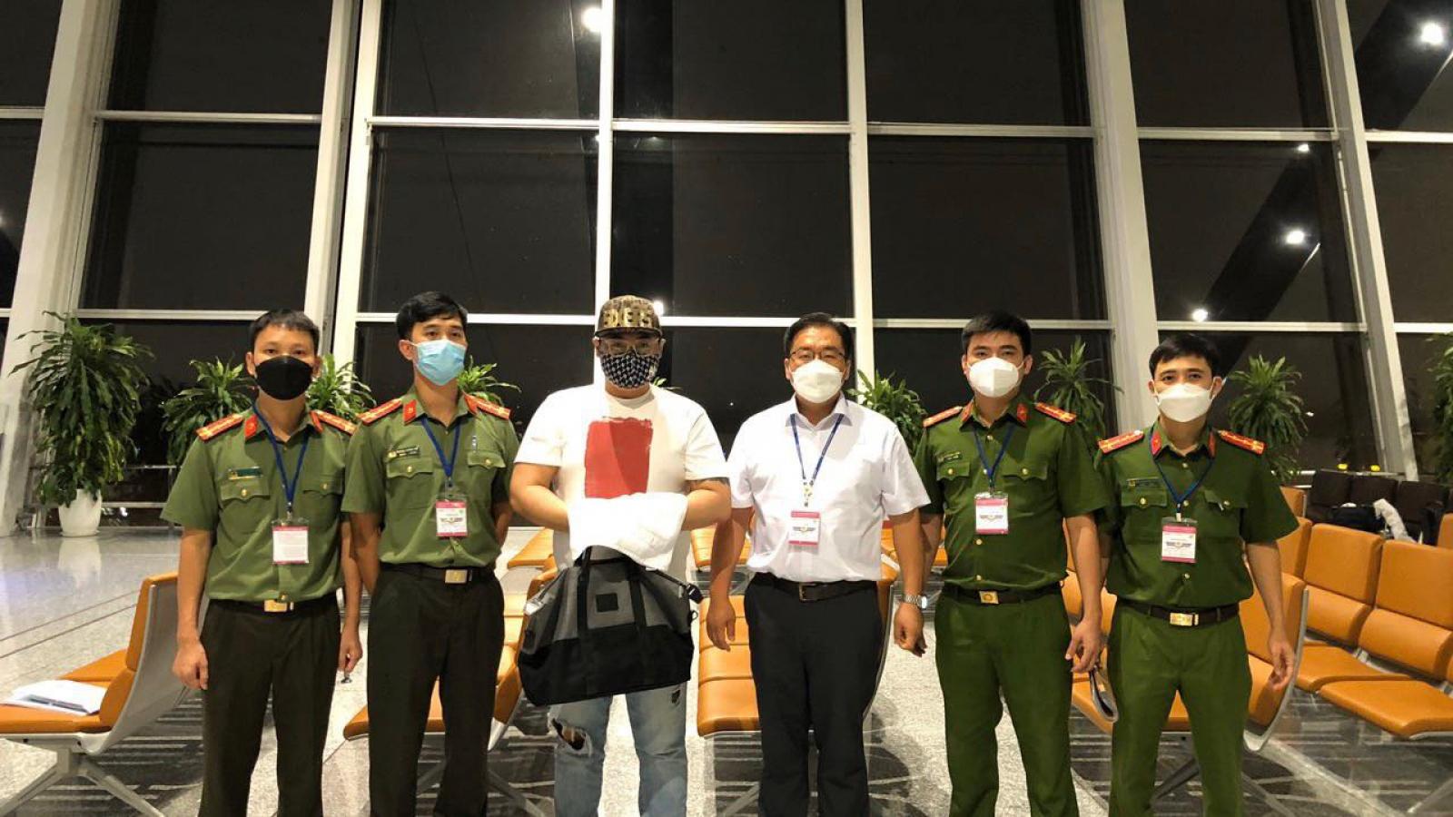 Hanoi police arrest Korean fugitive wanted by Interpol