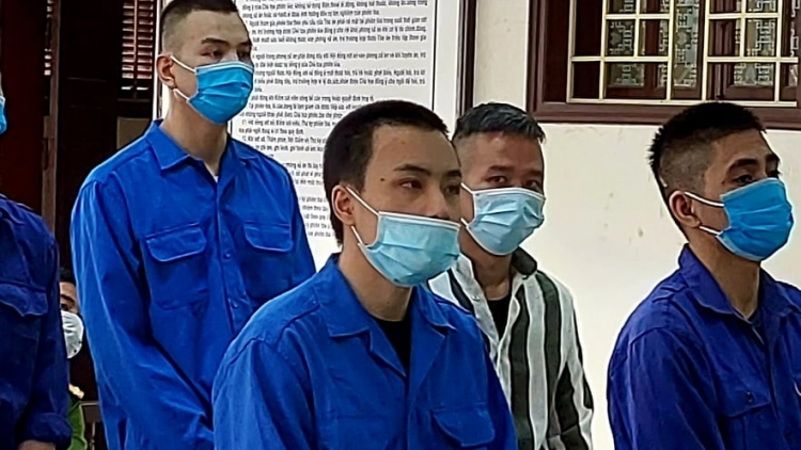Con nuôi Nguyễn Xuân Đường nhận thêm án 8 năm tù vì chém trọng thương lái xe