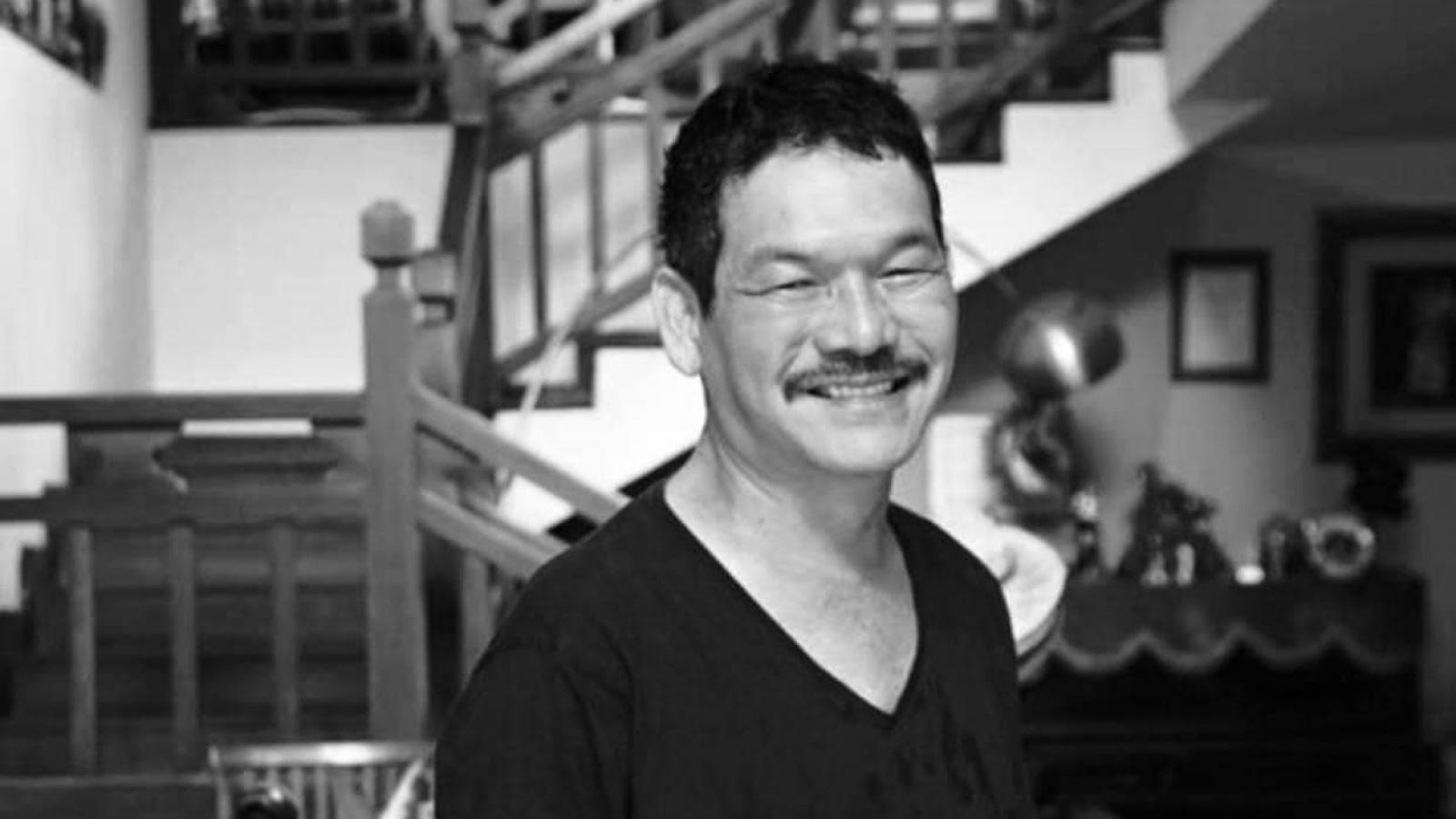 Việt Trinh, Nguyên Vũ đau buồn trước sự ra đi của đạo diễn Trần Cảnh Đôn