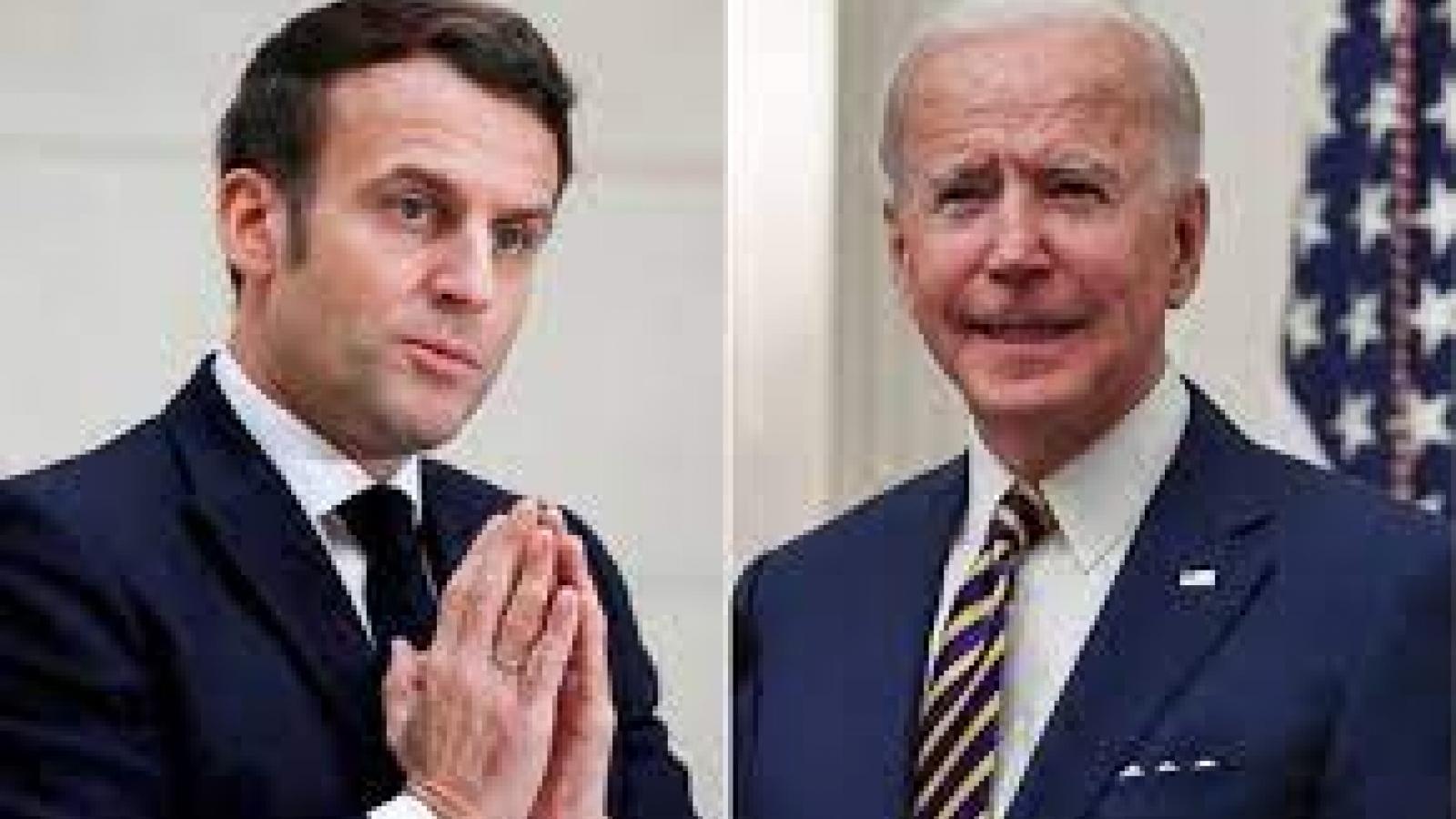 Tổng thống Mỹ, Pháp điện đàm