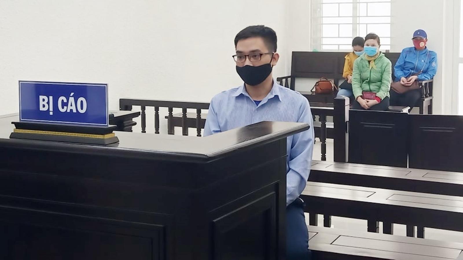 Tuyên án 12 năm tù đối tượng lợi dụng dịch Covid-19 để lừa đảo