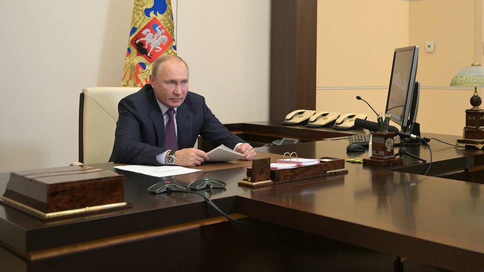 Nga tăng cường các biện pháp để ngăn dịch Covid-19 bùng phát mạnh