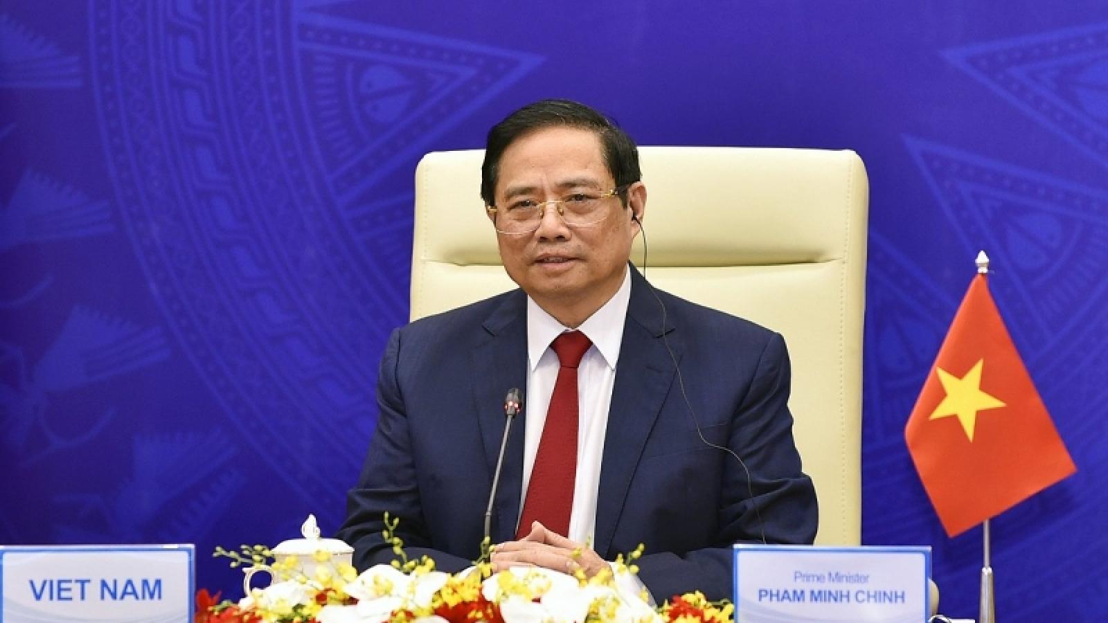 """Thủ tướng Phạm Minh Chính dự Diễn đàn """"Tuần lễ năng lượng Nga"""" lần thứ IV"""