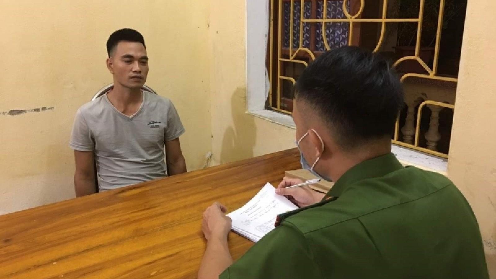 Bắt giữ đối tượng giết người, cướp tài sản ở Phú Thọ trốn về Yên Bái