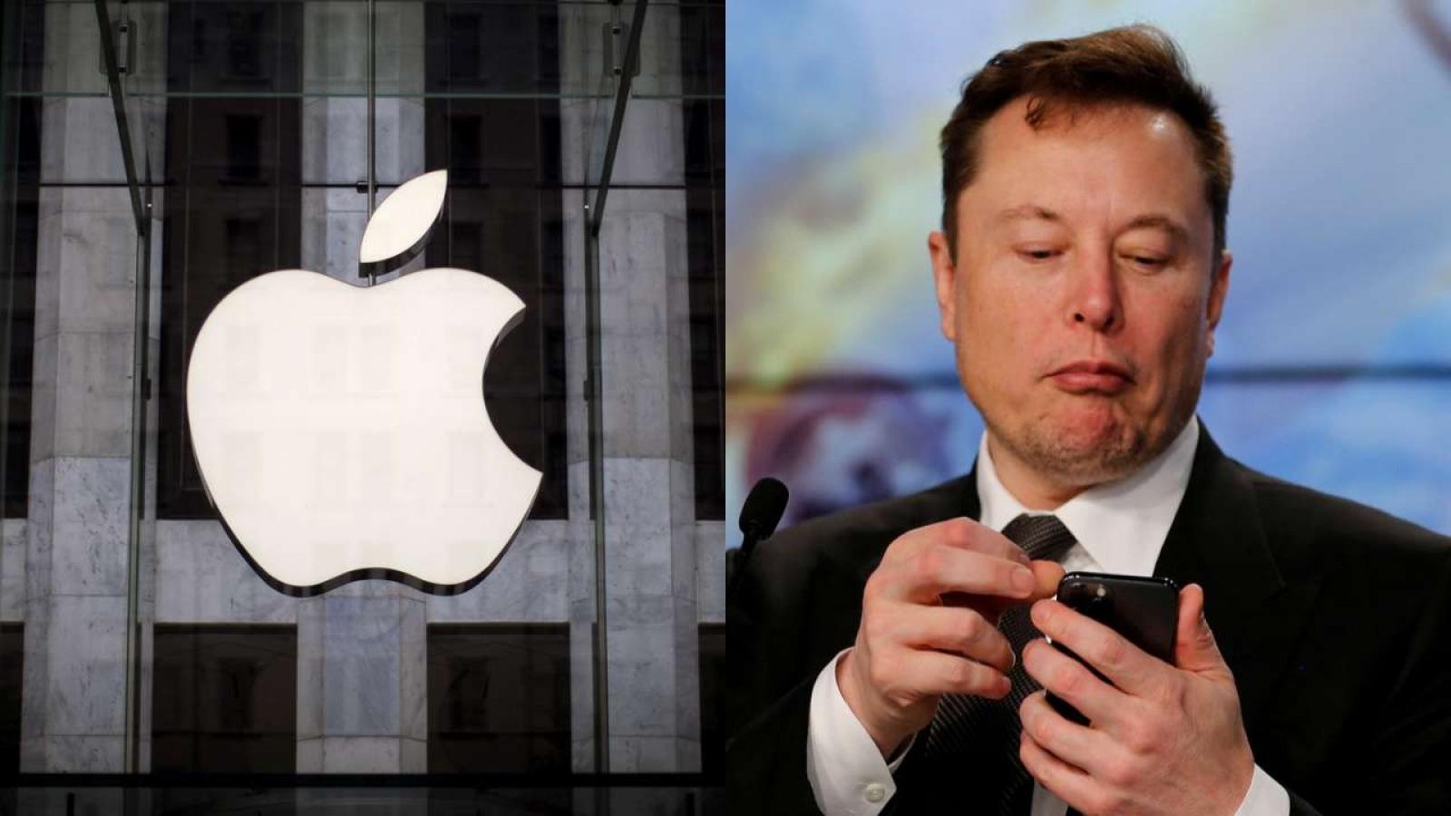 CEO Tesla chế nhạo CEO Apple về miếng vải lau mới