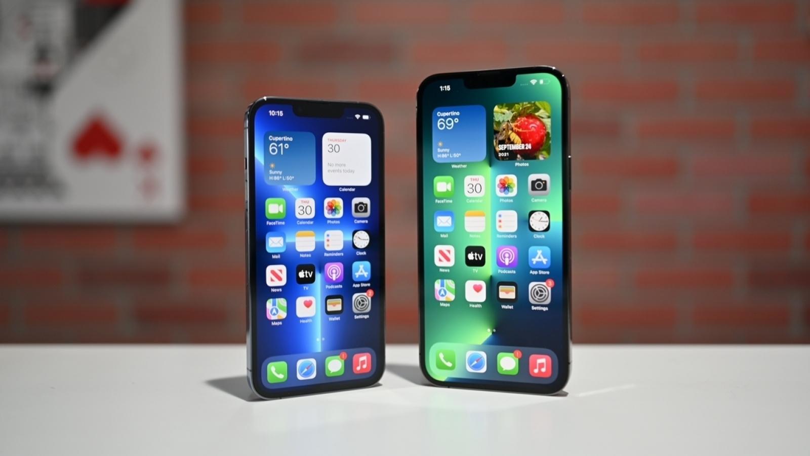 Màn hình iPhone 13 Pro có 'đáng tiền' như Apple quảng cáo