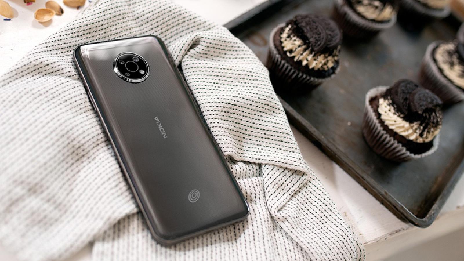 Nokia G300 với 5G ra mắt với mức giá dễ chịu