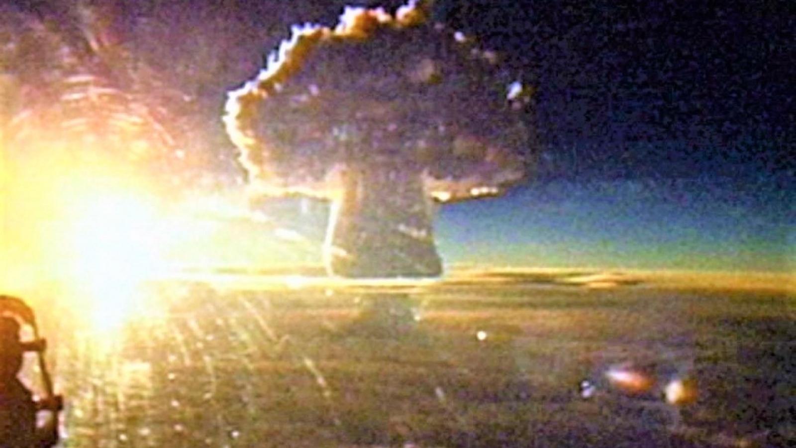 Hậu quả từ vụ kích nổ quả bom hạt nhân lớn nhất lịch sử