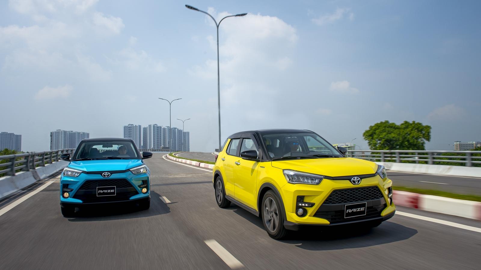 Toyota thiết lập chỗ đứng hoàn toàn mới trong phân khúc SUV