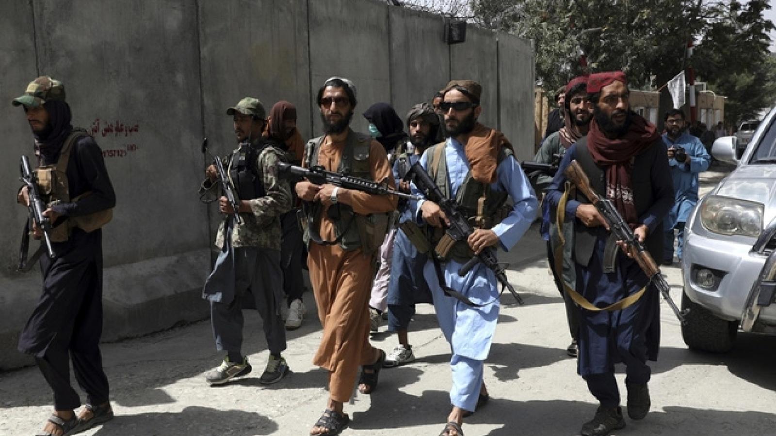 Số phận bấp bênh của các nhà báo Afghanistan dưới thời Taliban