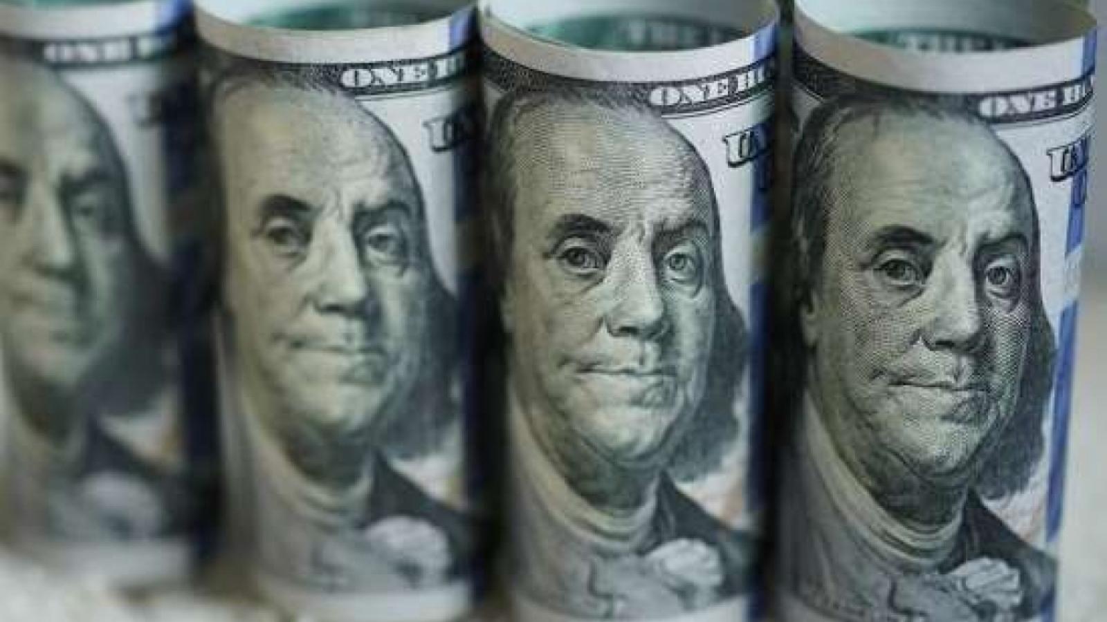 Thâm hụt ngân sách của Mỹ ở mức 2.800 tỷ USD trong năm tài chính 2021
