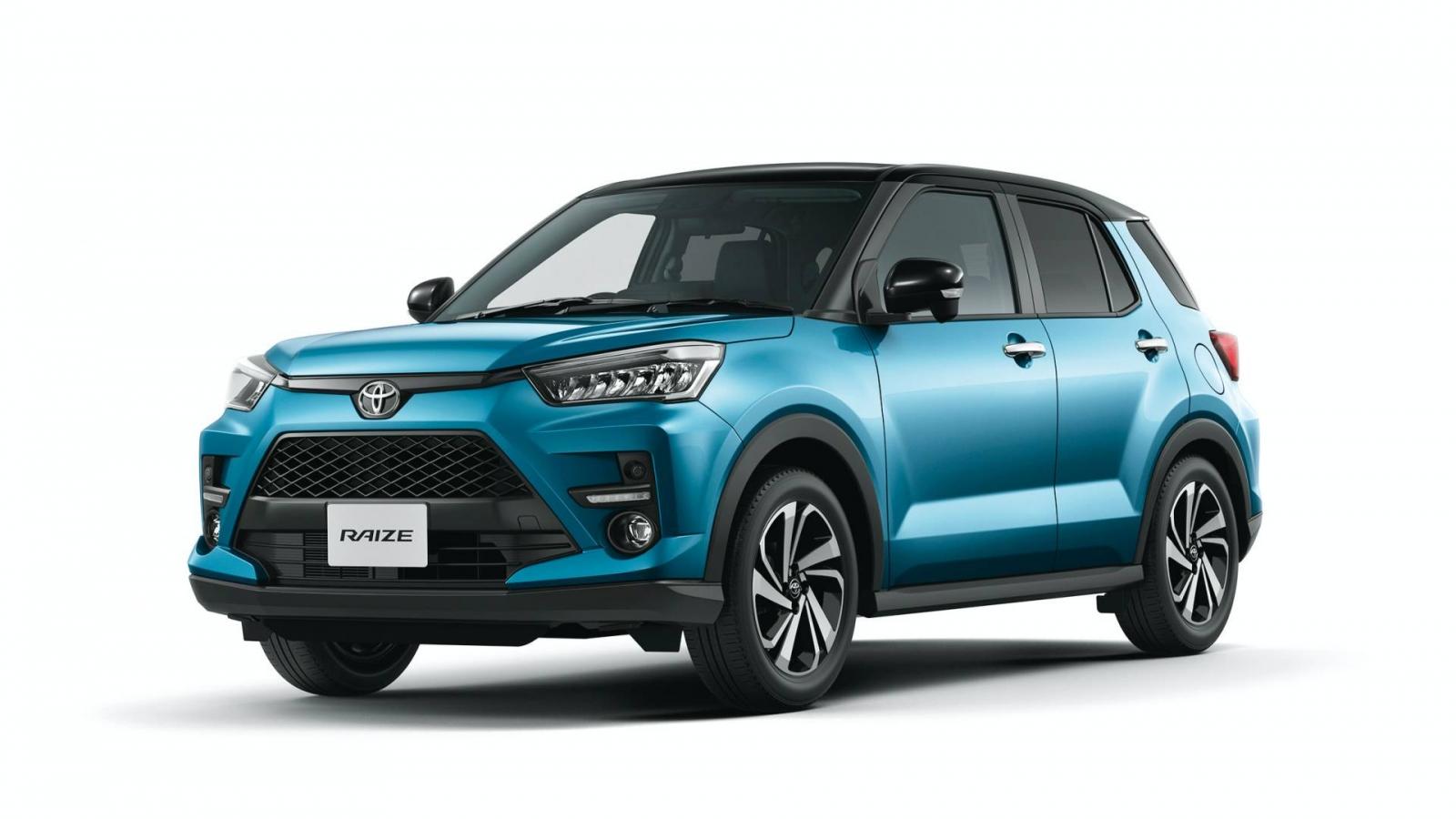 SUV đô thị cỡ nhỏ Toyota Raize sẽ được bán tại Việt Nam?