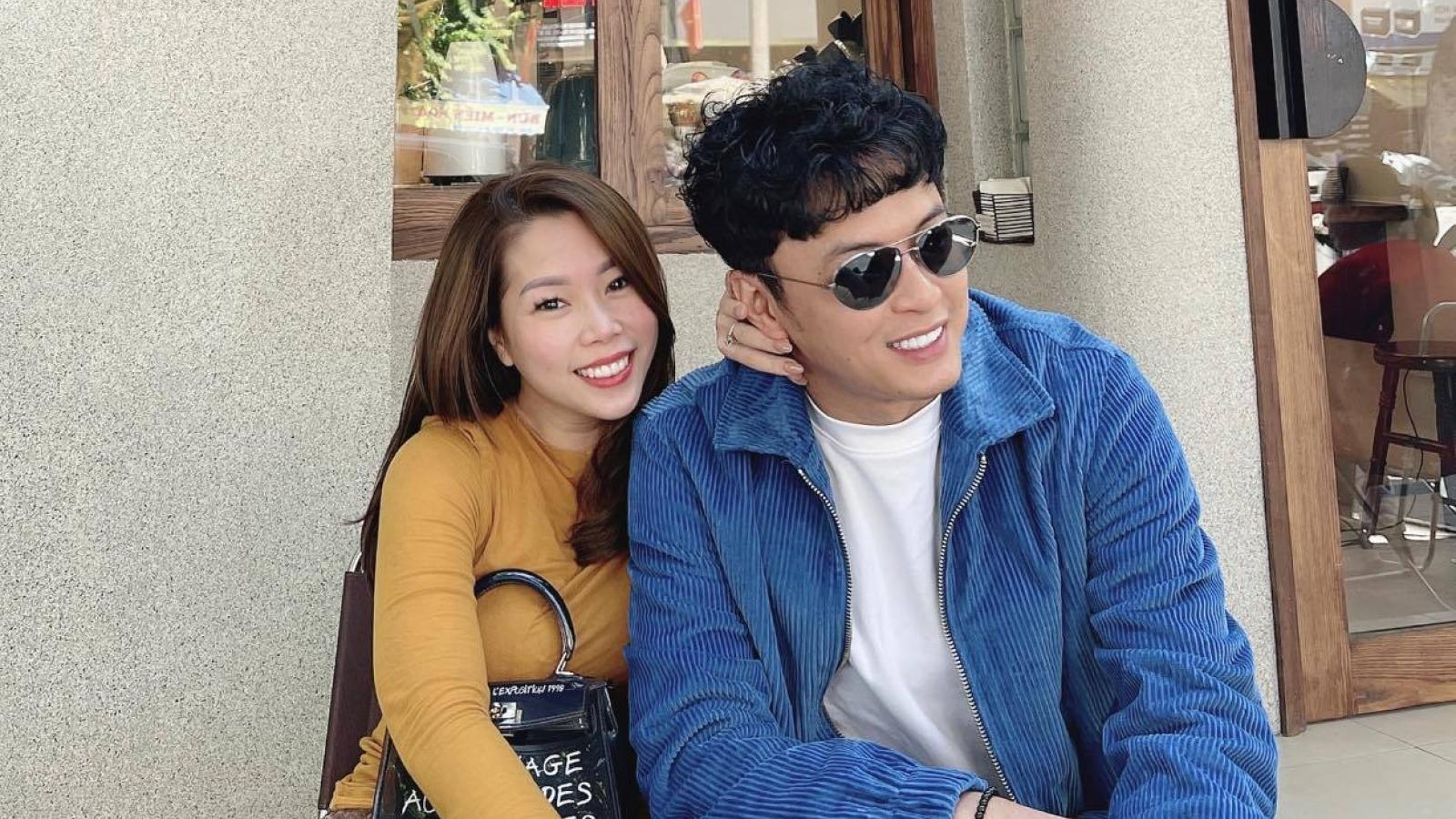 Chuyện showbiz: Diễn viên Hồng Đăng đăng ảnh hẹn hò vợ ngày cuối tuần