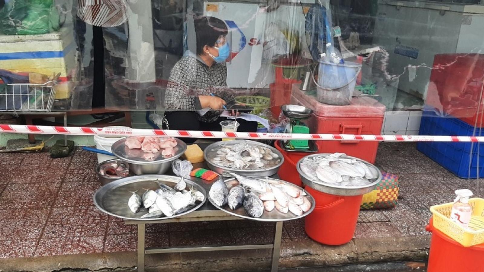 Giá một số thực phẩm tại TP.HCM tăng