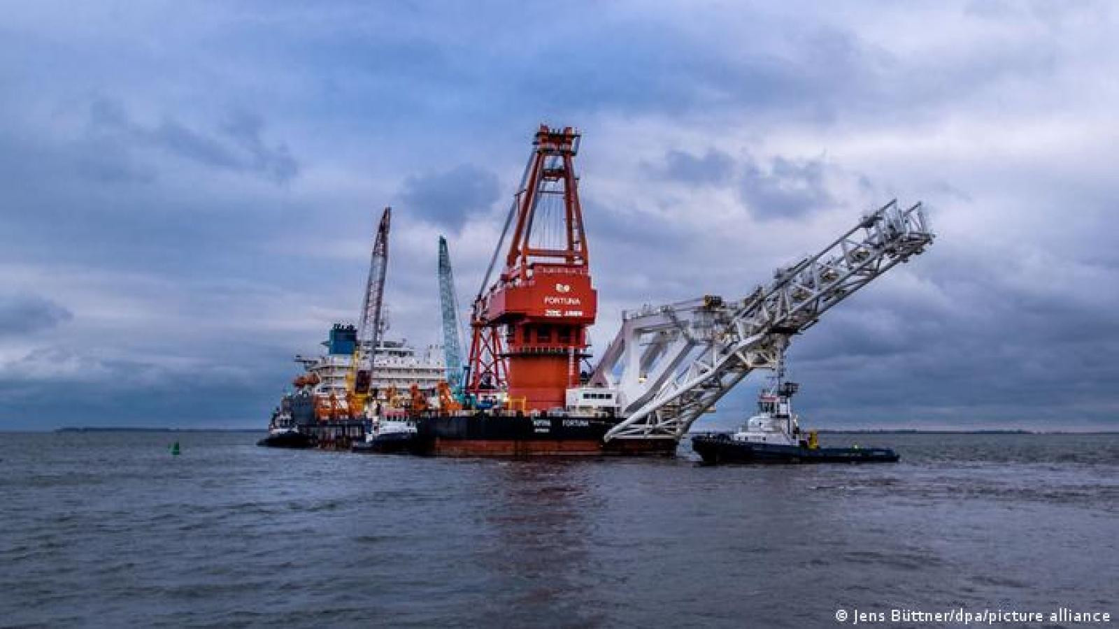 Dự án Dòng chảy phương Bắc 2 bế tắc, Nga gửi tối hậu thư cho EU