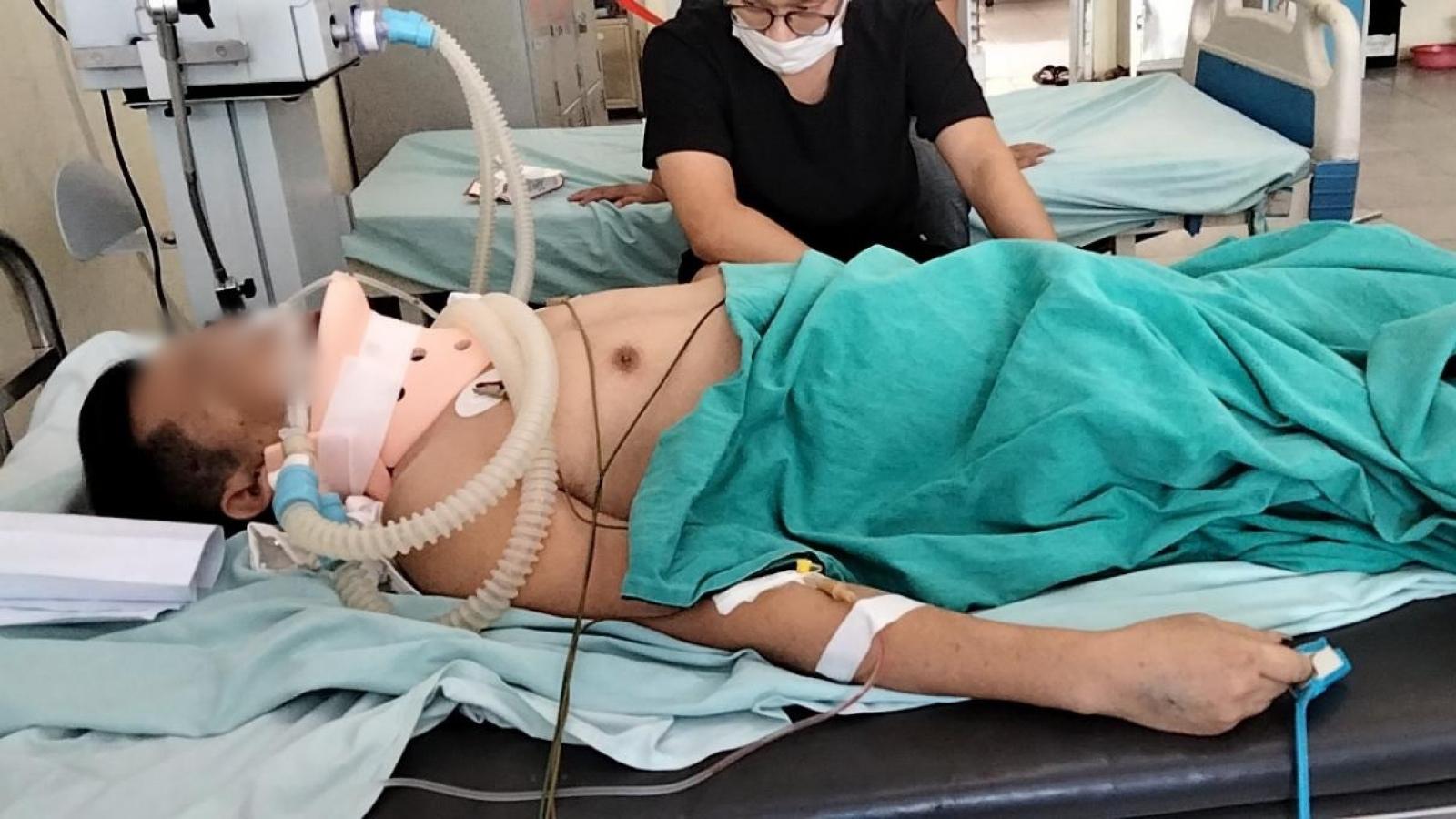 Vụ đánh chết người tại cổng VKSND Phúc Thọ: Chuyển hồ sơ lên TP Hà Nội