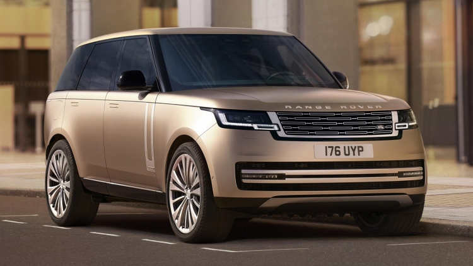 Ảnh chi tiết Range Rover thế hệ mới vừa ra mắt
