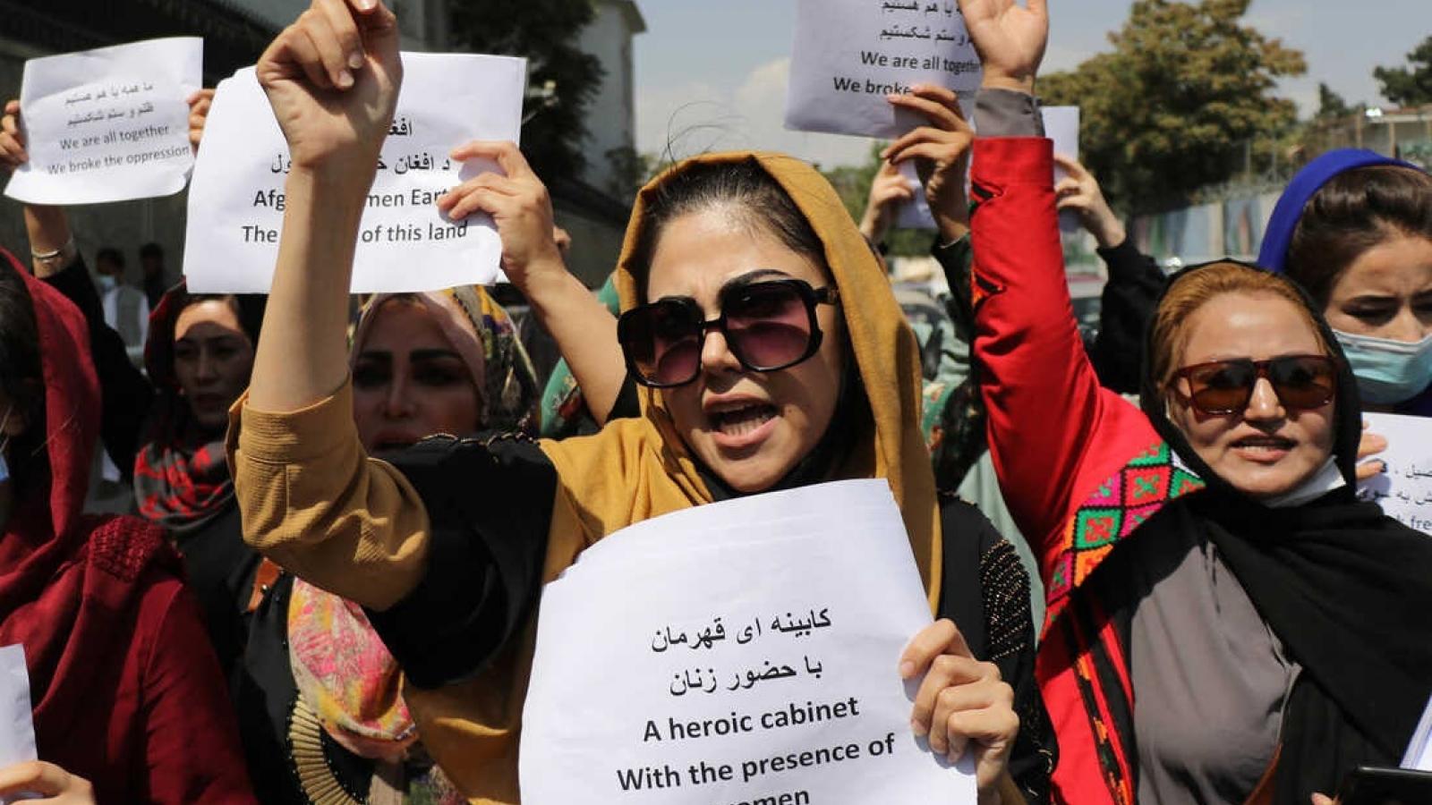 Ác mộng phụ nữ Afghanistan bị ép kết hôn dưới thời Taliban